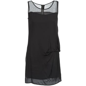 vaatteet Naiset Lyhyt mekko Naf Naf X-LAMO Black