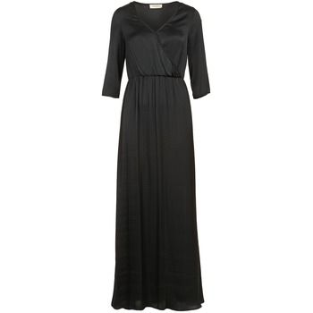 vaatteet Naiset Pitkä mekko Naf Naf X-MAYOU Black