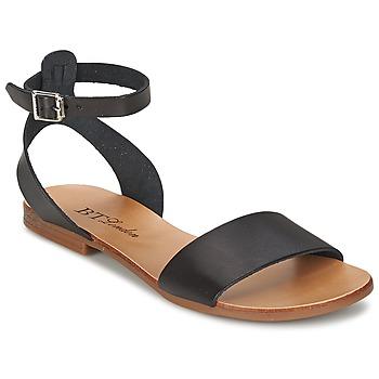 kengät Naiset Sandaalit ja avokkaat Betty London CRAROLA Black