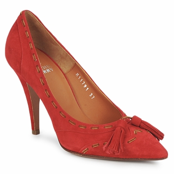 kengät Naiset Korkokengät Michel Perry CAMOSCIO Red