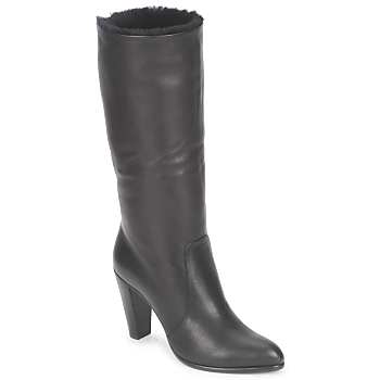 kengät Naiset Saappaat Michel Perry CALF Black