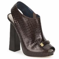 kengät Naiset Nilkkurit Pollini PA1617 Tummanruskea