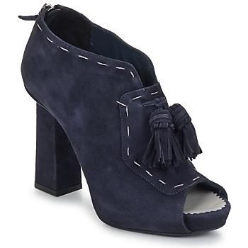 kengät Naiset Nilkkurit Pollini PA1620 Sininen