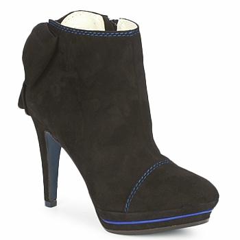 kengät Naiset Nilkkurit Tiggers MEDRAM Black
