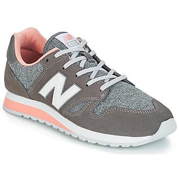 kengät Naiset Matalavartiset tennarit New Balance WL520 Grey