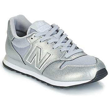 kengät Naiset Matalavartiset tennarit New Balance GW500 Hopea