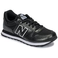 kengät Naiset Matalavartiset tennarit New Balance GW500 Black
