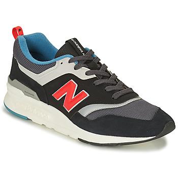 kengät Matalavartiset tennarit New Balance CM997 Black