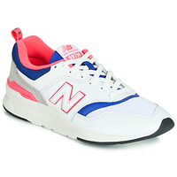 kengät Matalavartiset tennarit New Balance CM997 White