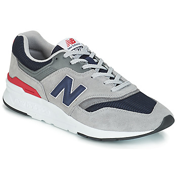kengät Miehet Matalavartiset tennarit New Balance CM997 Grey