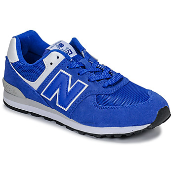 kengät Lapset Matalavartiset tennarit New Balance GC574 Blue