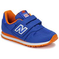 kengät Lapset Matalavartiset tennarit New Balance YV373 Blue