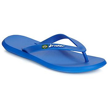 kengät Miehet Varvassandaalit Rider R1 Blue