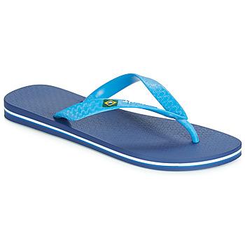 kengät Miehet Varvassandaalit Ipanema CLASSIC BRASIL II Blue