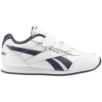 kengät Lapset Matalavartiset tennarit Reebok Sport Royal Cljog 2 2V Valkoiset