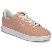 kengät Tytöt Matalavartiset tennarit Kappa TCHOURI LACE Pink / White
