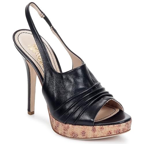 kengät Naiset Sandaalit ja avokkaat Jerome C. Rousseau CAMBER Musta