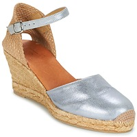 kengät Naiset Sandaalit ja avokkaat Betty London CASSIA Silver