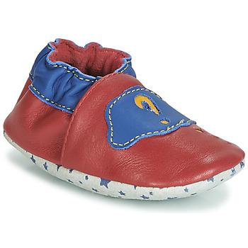 kengät Lapset Bootsit André LES BULLES Red