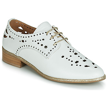 kengät Naiset Derby-kengät André THADDEUS White