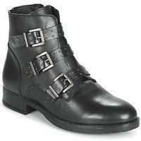 kengät Naiset Bootsit André MATTHEW Black