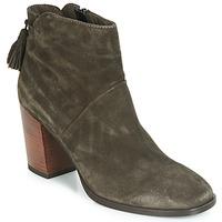 kengät Naiset Bootsit André CARESSE Harmaa