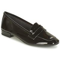kengät Naiset Mokkasiinit André NEMOURS 2 Black