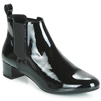 kengät Naiset Bootsit André PAOLA Musta