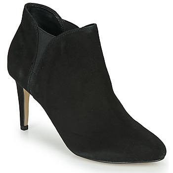 kengät Naiset Bootsit André PRUDENCE 2 Musta