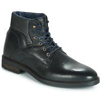 kengät Miehet Bootsit André VALCOURT Black