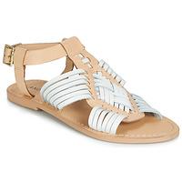 kengät Naiset Sandaalit ja avokkaat André NIRVANA White