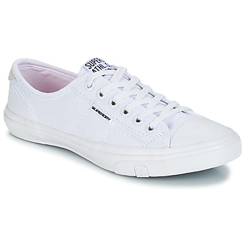 various colors 9428f 5b3be kengät Naiset Matalavartiset tennarit Superdry LOW PRO SNEAKER White