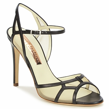 kengät Naiset Sandaalit ja avokkaat Rupert Sanderson TREEN Black / BEIGE