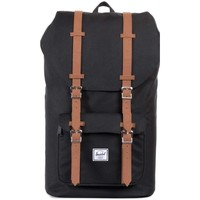 laukut Reput Herschel Little America Black Mustat, Ruskeat