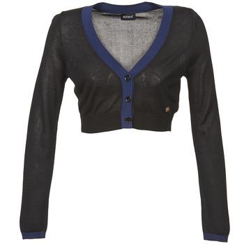 vaatteet Naiset Neuleet / Villatakit Kookaï BALOUE Black