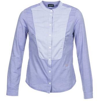 vaatteet Naiset Paitapusero / Kauluspaita Kookaï BELDOU Blue