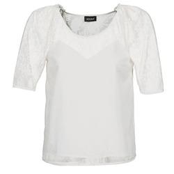 vaatteet Naiset Topit / Puserot Kookaï BASALOUI White
