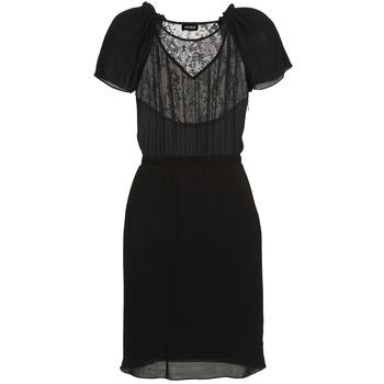 vaatteet Naiset Lyhyt mekko Kookaï FERMILLE Black