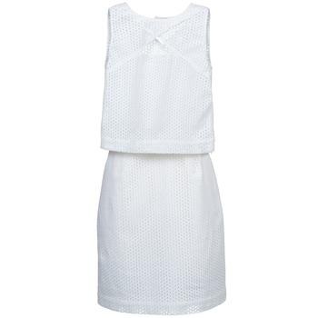 vaatteet Naiset Lyhyt mekko Kookaï BOUJETTE White