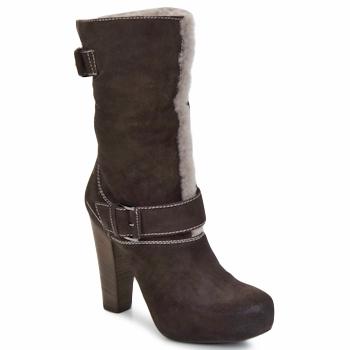kengät Naiset Nilkkurit Vic EFARAT Brown