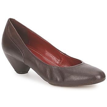 kengät Naiset Korkokengät Vialis MALOUI Brown