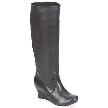 kengät Naiset Saappaat Vialis GRAVAT Musta