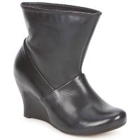 kengät Naiset Nilkkurit Vialis SILINI Musta