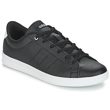kengät Naiset Matalavartiset tennarit adidas Originals ADVANTAGE W NR Black