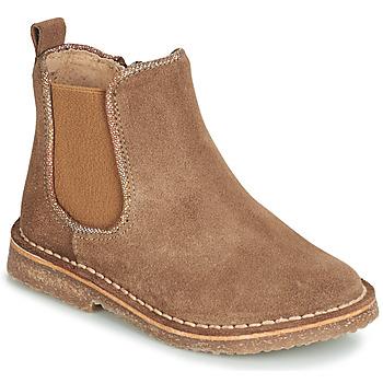 kengät Lapset Bootsit André ARIA Camel