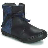 kengät Tytöt Bootsit André FLOTTE Laivastonsininen