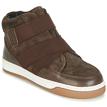 kengät Pojat Bootsit André CUBE Brown