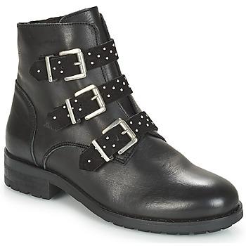 kengät Naiset Bootsit André TITUS Black