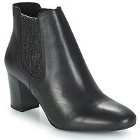 kengät Naiset Bootsit André FONDANT Black