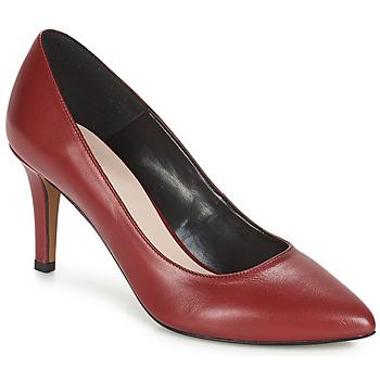 kengät Naiset Korkokengät André ADRIENNE Red